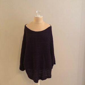 Ralph Lauren Plum Knit Sweater, NWT